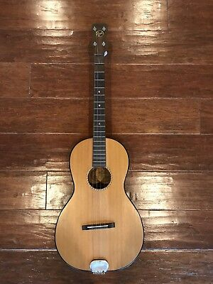 Vintage Regal Tenor Guitar 1930's Made in Chicago