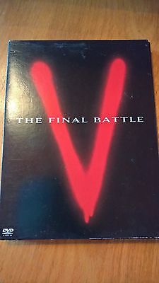 V: The Final Battle (DVD, 2002, 2-Disc Set)