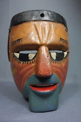 Vintage Masks from Guatemala