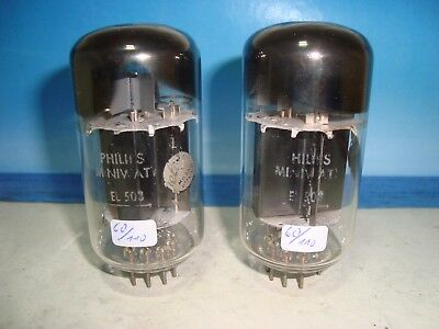 EL503 Philips # matched Pair # SAME CODE # (615)