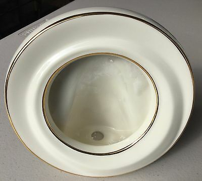 """Lenox 5"""" Round Picture Frame"""