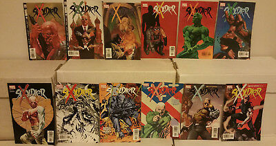 Agent X #1 to 12 Complete Marvel Comics Lot Cable  NM-
