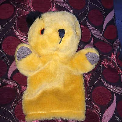 Sooty & Sweep Show SOOTY Glove Puppet Soft toy 24cm