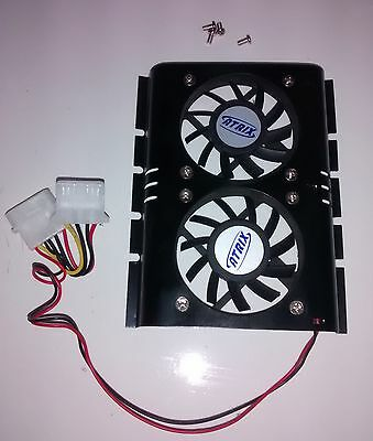 Atrix Hard drive cooling fan