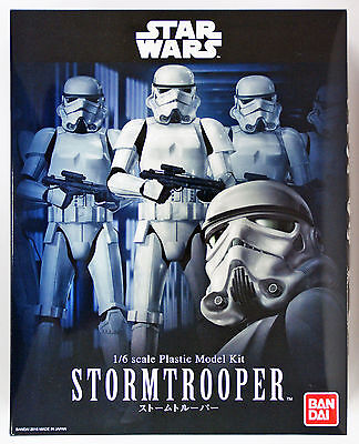Bandai Star Wars Stormtrooper (Episode IV A New Hope) 1/6 Scale 105053