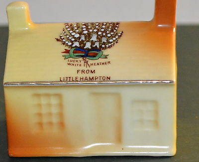 Gemma Lucky Heather  Crested Ware Cottage Littlehampton