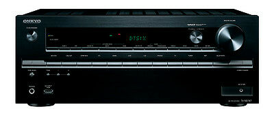 Onkyo TX-NR747 7.2-Channel Network A/V Receiver with DTS:X and Dolby Atmos