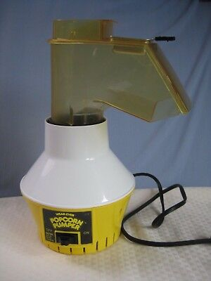 Vintage Wear Ever 1250W Popcorn Pumper Hot Air Coffee Bean Roaster 73000
