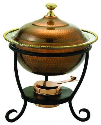 12 in. Round Antique Chafing Dish [ID 128368]