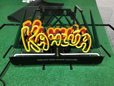 kahlua Liquor neon light sign used in good condition pick up only