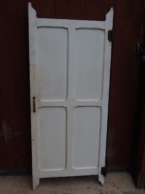 Vintage Saloon Door