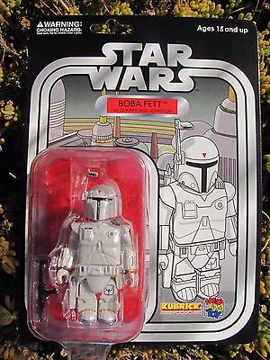 Star Wars Boba Fett (McQuarrie & Johnston) (Kubrick) (MediCom) (Japan EXCLUSIVE)
