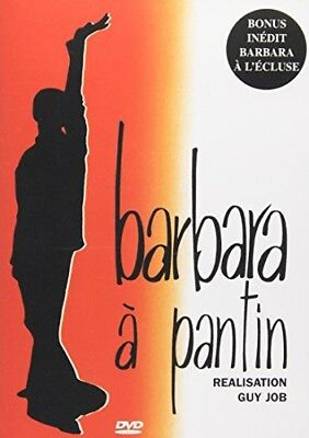DVD - Barbara à Pantin - Barbara,Guy Job