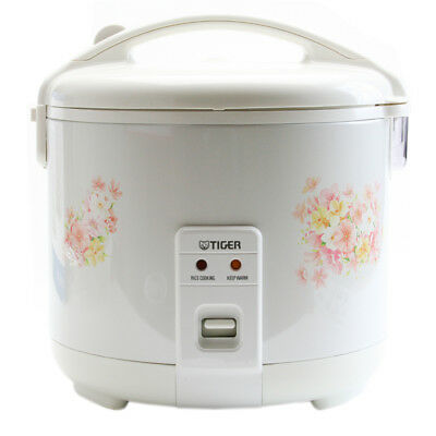 TIGER Electric Rice Cooker JNP-1000 (5.5 Cups)