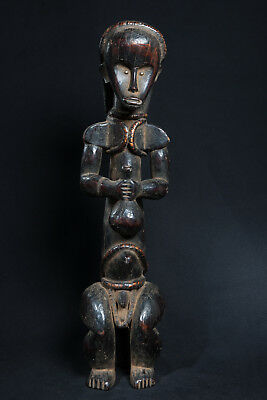 Fang, Reliquary Figure, Central Gabon, African Tribal Art, African Sculpture
