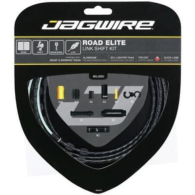 JAGWIRE Kit câble vitesse Road Elite Link Shift - Avant. arriere. boîtier - ø ex