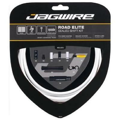 JAGWIRE Kit câble vitesse Road Elite Sealed Shift - Gaine prélubrifiées - Faible
