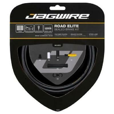 JAGWIRE Kit câble vitesse Road Elite Sealed Brake - Avant.arriere. gaine. train