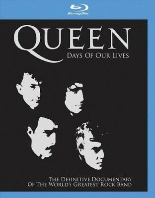 Blu-ray Days Of Our Lives - Queen