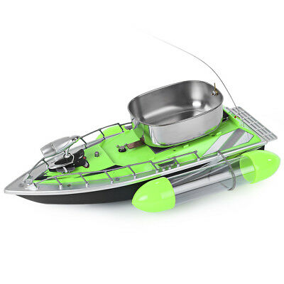 Mini Remote Control RC Wireless Fishing Lure Bait Boat 80-300M for Finding Fish