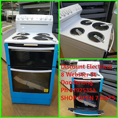 Westinghouse WLE525WA Freestanding Electric Oven/Stove SHOP OPEN 7 DAYS 97925354