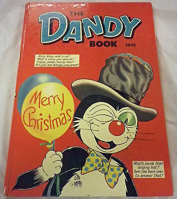The Dandy Book / Annual. 1975