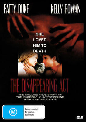 THE DISAPPEARING ACT aka When He Didn't Come Home  Patty Duke   ALL REGION DVD