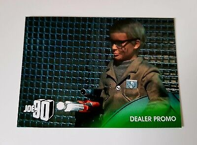 Unstoppable Cards Gerry Anderson Collection Exclusive Dealer Promo Card