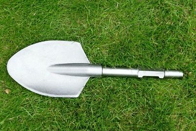 Clay spade to fit 15.5kg Titan breaker (as sold by Screwfix)