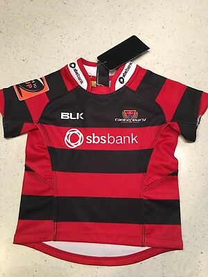 Canterbury Rugby Union CRFU Replica Home Jersey