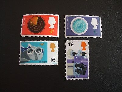 British Discovery and Invention Great Britain 1967 Commemorative Stamps