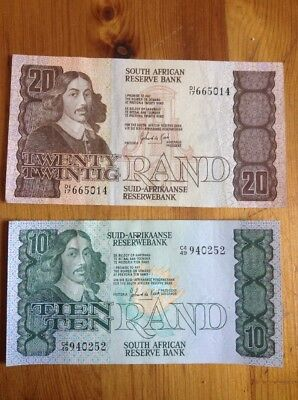 South Africa n Bank Notes