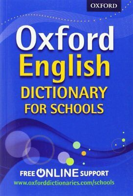 Oxford English Dictionary for Schools,Oxford Dictionaries- 9780192756992