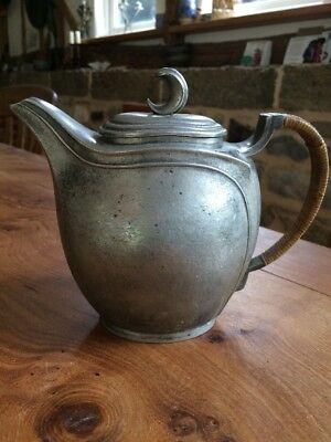 Just Denmark Coffee Pewter Pot 2271