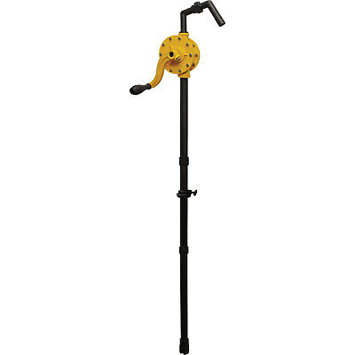 Faithfull Rotary Barrel Drum Pump