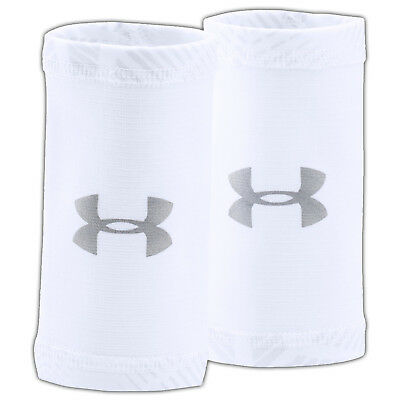 Under Armour CoolSwitch Wristbands Pair - Sports Sweatbands Gym Running Adult