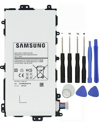 """OEM SP3770E1H Battery For Samsung Galaxy Note 8"""" Tablet GT-N5100 GT-N5110 +Tools"""