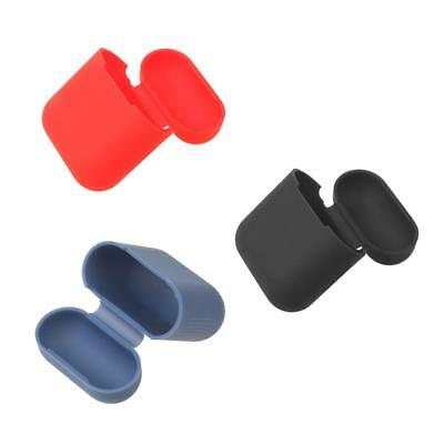 3pcs Silicone Case Carrying Holder Pouch for Bluetooth AirPod Earpod Sleeve