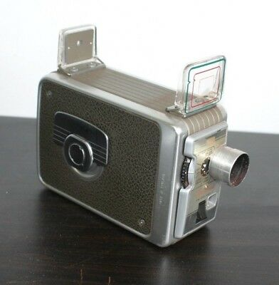 Kodak Brownie 8Mm Movie Camera Mk2