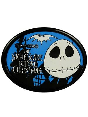 New The Nightmare Before Christmas NBX Belt Buckle