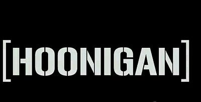 Hoonigan Banners Windshield Decals Cars Stickers Jdm