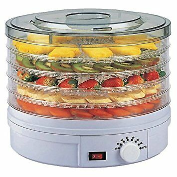 Wolf Julie Diane Food Dehydrator - with Adjustable Temperature Control