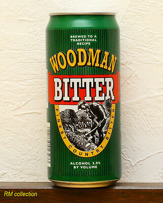 Woodman Bitter 1994 can empty