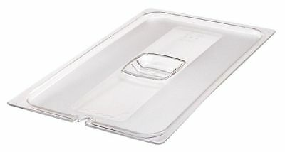 Rubbermaid Polycarbonate Cold Food Pan Cover - FG114P00CLR