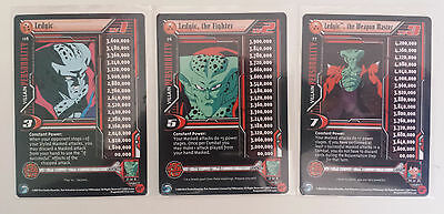 Dragonball GT Ledgic Lv. 1, 2 and 3 Set NM/Mint Condition