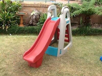 Step 2 Slide for your Little Tikes