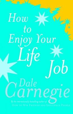 How To Enjoy Your Life And Job,PB,Dale Carnegie - NEW