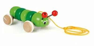 BRIO Purutoi Caterpillar Nachzieh Raupe 30169 (Japan Import)