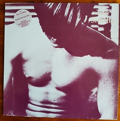 The Smiths Self Titled First EARLY UK VINYL LP ROUGH 61 - A2 B3 Matrix