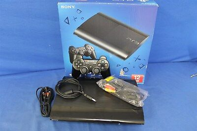 Sony Playstation 3 Super Slim Game Console 12Gb Sony Ps3 Super Slim